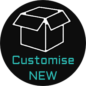 Customise your order